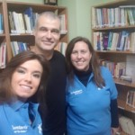 """Gracias al voluntariado 2017 de los trabajadores de """" La Caixa """""""